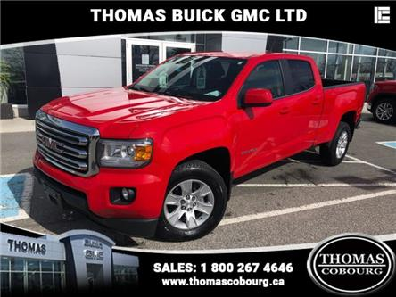 2018 GMC Canyon  (Stk: UT61930) in Cobourg - Image 1 of 24