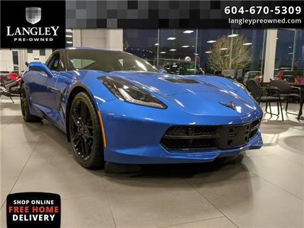 2016 Chevrolet Corvette Stingray Z51 (Stk: EE911090B) in Surrey - Image 1 of 9
