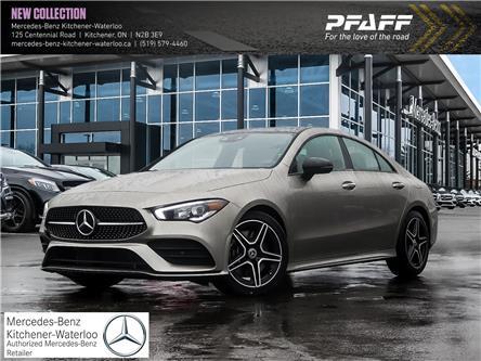 2020 Mercedes-Benz CLA 250 Base (Stk: 39594D) in Kitchener - Image 1 of 18