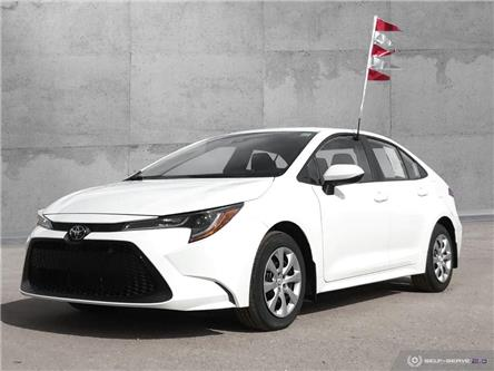2020 Toyota Corolla LE (Stk: 2018) in Dawson Creek - Image 1 of 24