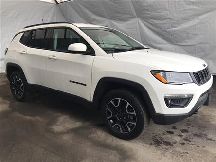 2020 Jeep Compass Sport (Stk: 201151) in Thunder Bay - Image 1 of 15