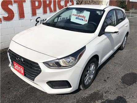 2019 Hyundai Accent Preferred (Stk: 20-059) in Oshawa - Image 1 of 14