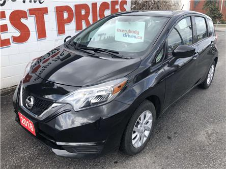 2018 Nissan Versa Note 1.6 SV (Stk: 20-013) in Oshawa - Image 1 of 15