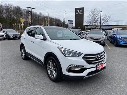2017 Hyundai Santa Fe Sport 2.0T Limited (Stk: P3471) in Ottawa - Image 1 of 23