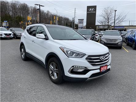 2018 Hyundai Santa Fe Sport 2.4 Luxury (Stk: X1371) in Ottawa - Image 1 of 23