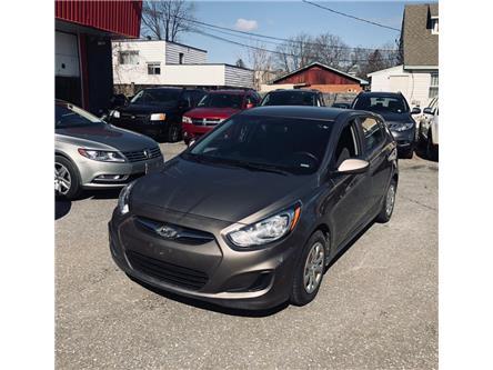 2014 Hyundai Accent GLS (Stk: -) in Ottawa - Image 1 of 5