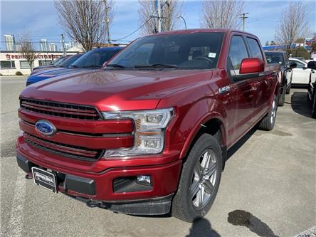 2019 Ford F-150 Lariat (Stk: 196680) in Vancouver - Image 1 of 8