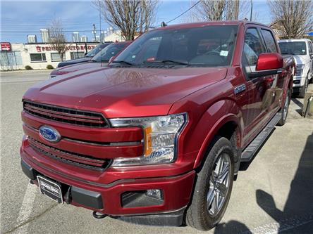 2019 Ford F-150 Lariat (Stk: 196807) in Vancouver - Image 1 of 8