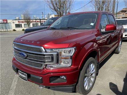 2019 Ford F-150 Limited (Stk: 196585) in Vancouver - Image 1 of 9