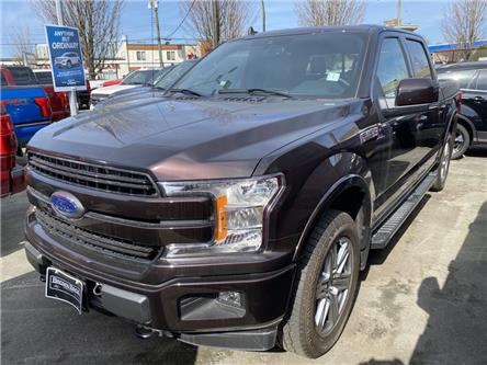 2019 Ford F-150 Lariat (Stk: 196809) in Vancouver - Image 1 of 9