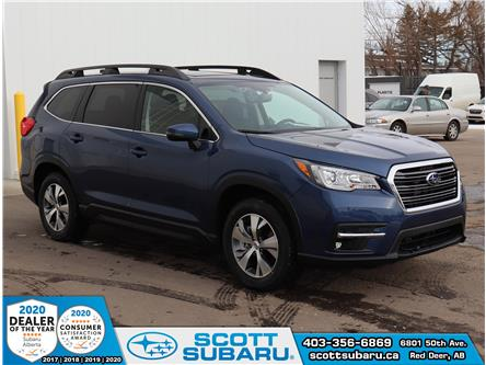 2020 Subaru Ascent Touring (Stk: 423976) in Red Deer - Image 1 of 29