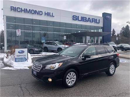 2017 Subaru Outback  (Stk: P03889) in RICHMOND HILL - Image 1 of 20