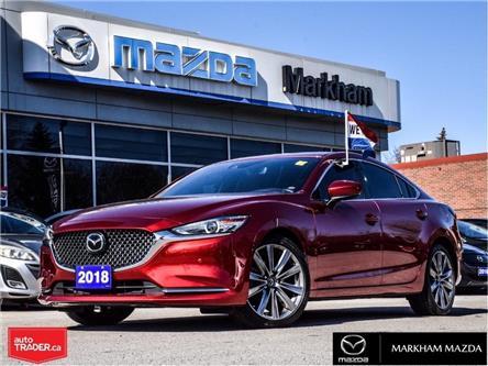 2018 Mazda MAZDA6 Signature (Stk: G180601A) in Markham - Image 1 of 30
