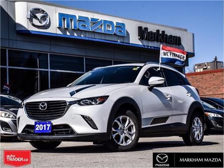 2017 Mazda CX-3 GS (Stk: P1966) in Markham - Image 1 of 27