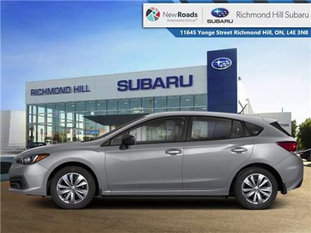 2020 Subaru Impreza 5-dr Convenience w/Eyesight (Stk: 34473) in RICHMOND HILL - Image 1 of 15