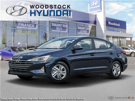 2020 Hyundai Elantra Preferred (Stk: EA20047) in Woodstock - Image 1 of 12