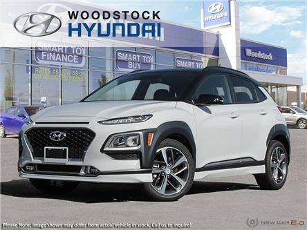 2020 Hyundai Kona 1.6T Trend w/Two-Tone Roof (Stk: KA20039) in Woodstock - Image 1 of 23