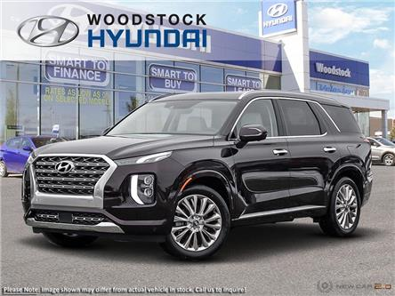 2020 Hyundai Palisade Ultimate 7 Passenger CP (Stk: PE20038) in Woodstock - Image 1 of 14
