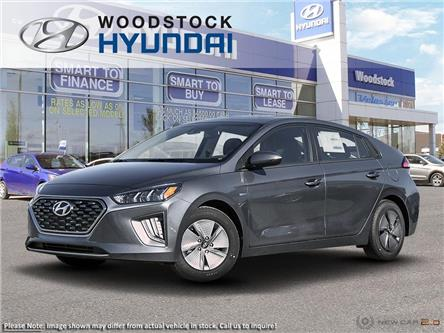2020 Hyundai Ioniq Hybrid Ultimate (Stk: QH20001) in Woodstock - Image 1 of 23