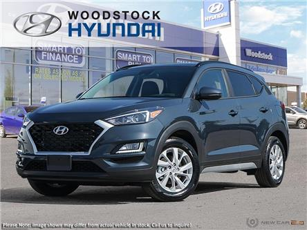 2020 Hyundai Tucson Preferred w/Sun & Leather Package (Stk: TN20038) in Woodstock - Image 1 of 23