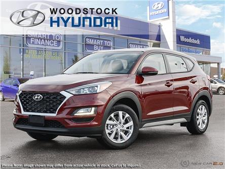 2020 Hyundai Tucson Preferred w/Sun & Leather Package (Stk: TN20006) in Woodstock - Image 1 of 23