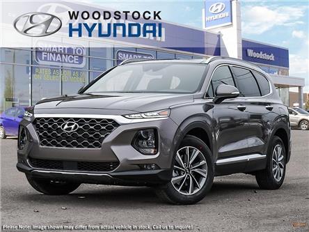2020 Hyundai Santa Fe Preferred 2.4 w/Sun & Leather Package (Stk: SE20007) in Woodstock - Image 1 of 23