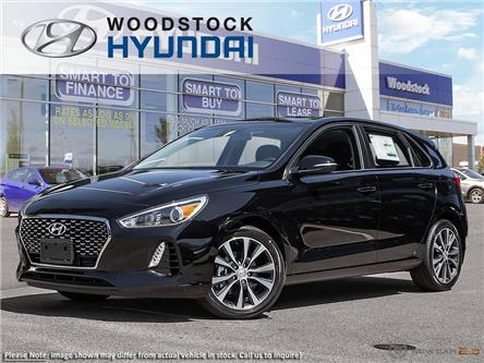 2020 Hyundai Elantra GT Luxury (Stk: EG20007) in Woodstock - Image 1 of 22