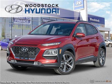 2020 Hyundai Kona 1.6T Trend (Stk: KA20004) in Woodstock - Image 1 of 23