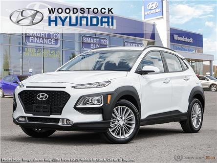 2020 Hyundai Kona 2.0L Preferred (Stk: KA20001) in Woodstock - Image 1 of 23