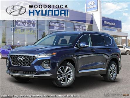 2020 Hyundai Santa Fe Preferred 2.4 (Stk: SE20023) in Woodstock - Image 1 of 10