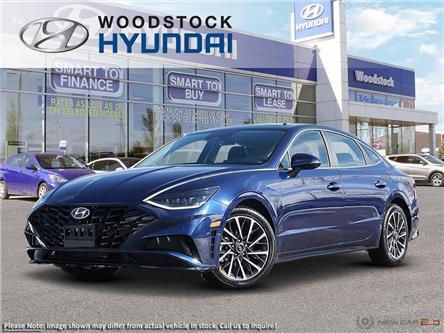 2020 Hyundai Sonata Luxury (Stk: SA20000) in Woodstock - Image 1 of 23