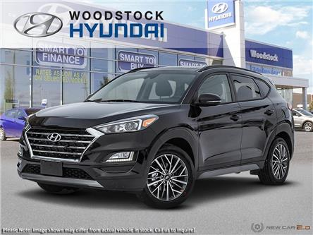 2020 Hyundai Tucson Luxury (Stk: TN20035) in Woodstock - Image 1 of 23