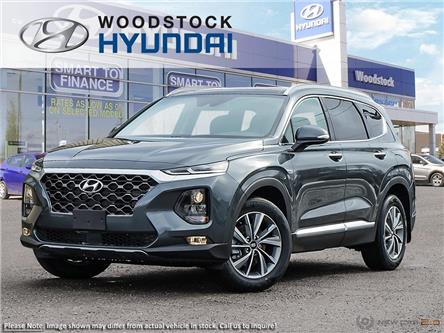 2020 Hyundai Santa Fe Luxury 2.0 (Stk: SE20017) in Woodstock - Image 1 of 23