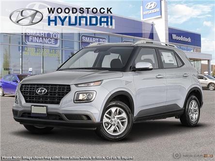 2020 Hyundai Venue Preferred (Stk: VE20011) in Woodstock - Image 1 of 23