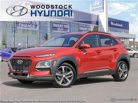 2020 Hyundai Kona 1.6T Ultimate (Stk: KA20009) in Woodstock - Image 1 of 23