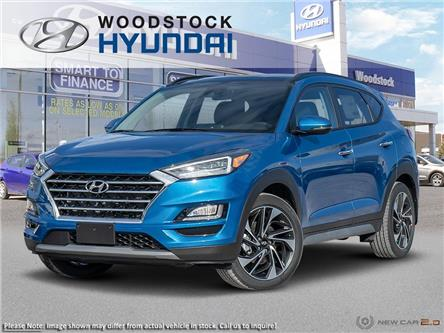 2020 Hyundai Tucson Ultimate (Stk: TN20018) in Woodstock - Image 1 of 23