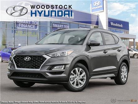 2020 Hyundai Tucson Preferred w/Sun & Leather Package (Stk: TN20016) in Woodstock - Image 1 of 23