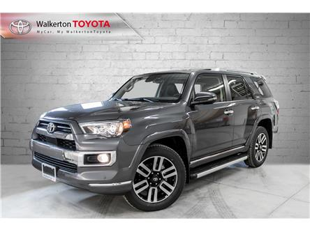 2020 Toyota 4Runner Base (Stk: 20287) in Walkerton - Image 1 of 11