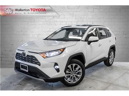 2020 Toyota RAV4 Limited (Stk: 20194) in Walkerton - Image 1 of 10