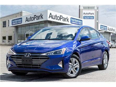 2020 Hyundai Elantra Preferred (Stk: APR7409) in Mississauga - Image 1 of 18