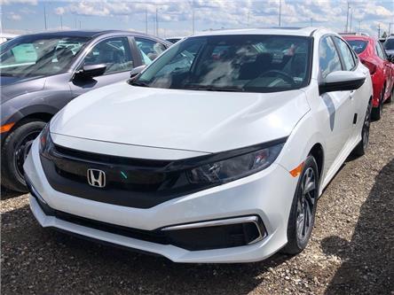2020 Honda Civic EX (Stk: I200117) in Mississauga - Image 1 of 5