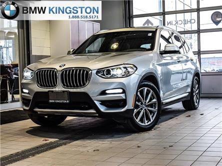2019 BMW X3 xDrive30i (Stk: P9122) in Kingston - Image 1 of 30