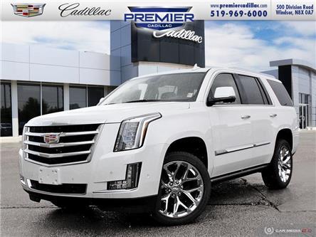 2020 Cadillac Escalade Premium Luxury (Stk: 200198) in Windsor - Image 1 of 27