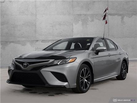 2020 Toyota Camry SE (Stk: 2065) in Dawson Creek - Image 1 of 24