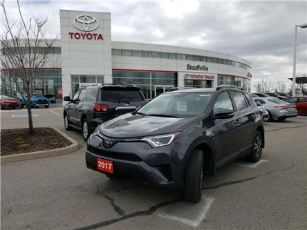 2017 Toyota RAV4 LE (Stk: P2080) in Whitchurch-Stouffville - Image 1 of 14