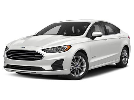 2020 Ford Fusion Hybrid SE (Stk: 0803) in Miramichi - Image 1 of 9