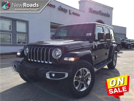 2020 Jeep Wrangler Unlimited Sahara (Stk: W19583) in Newmarket - Image 1 of 22