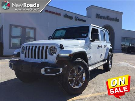 2020 Jeep Wrangler Unlimited Sahara (Stk: W19668) in Newmarket - Image 1 of 22