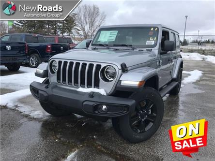 2020 Jeep Wrangler Unlimited Sahara (Stk: W19709) in Newmarket - Image 1 of 21