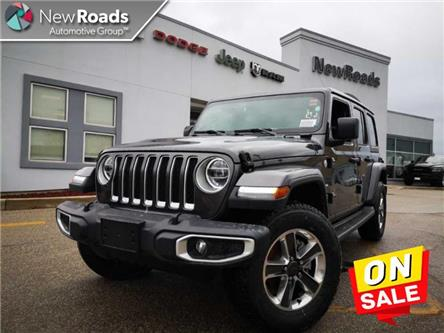 2020 Jeep Wrangler Unlimited Sahara (Stk: W19775) in Newmarket - Image 1 of 23